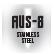 AUS-8 Steel